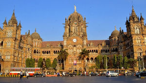 Chhatrapati Shivaji Terminus Railway