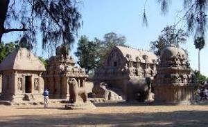 Mamallapuram Pancha Rathas