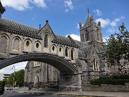 Christ Church Cathedral,Dublin