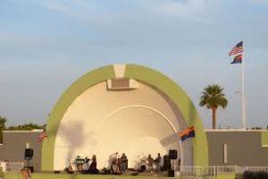 The Sun Bowl Open-air Amphitheater