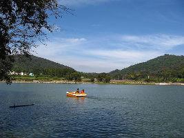 Punganur Lake