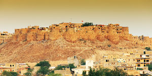 Date With Jaisalmer Fort In Rajasthan