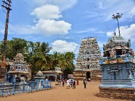 Thiru Nageswaran Shiva Temple / Raahu Sthalam