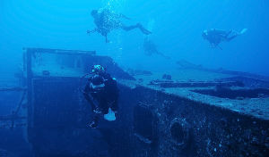 Artificial Off-shore Coral Reef