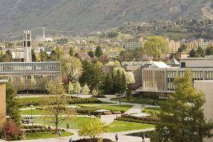 Brigham Young Mormon University