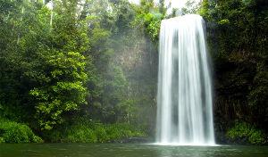 Corbett Waterfall