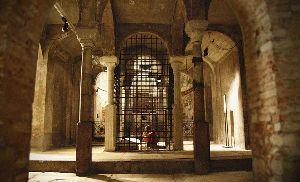 Cripta Del Santo Sepulcro