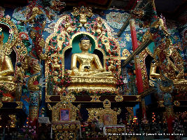 Kagyu Temple
