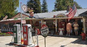 Reiffs Gas Station Museum