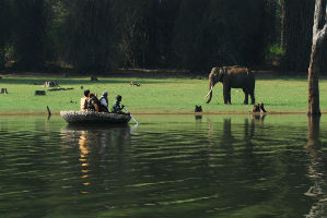Boating In Kabini