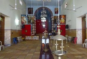 ST. GEORGE ORTHODOX CHURCH - CHANDANAPALLY