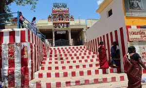 Mela Thiruvenkatanathapuram Temple