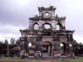 Contemplate Tombs Around Hue