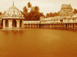 Vaitheeswaran Kovil Shrine