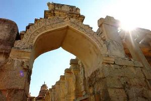 Vijayanagar Fort