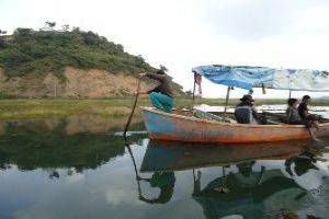 Take A Boat Ride In Loktak Lake