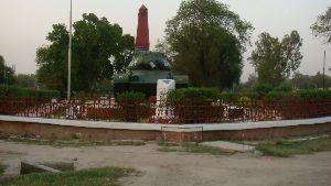 Barki Memorial