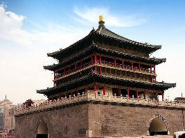 Bell Tower Of Xian