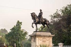 Maharaja Sayajirao Statue