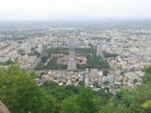Annamalaiyar Temple View Point