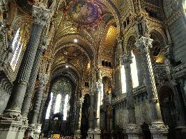 Basilica Of Notre Dame De Fourviere