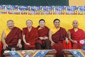 Buddhist Retreat Of O Sel Ling