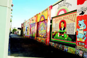 Murals Of The Mission