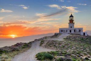 Armenistis Lighthouse