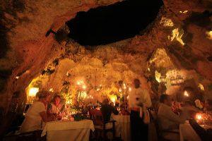 Sea Flavors At Ali Barbours Cave Restaurant