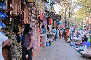 Mount Abu Bazaars