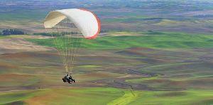 Paragliding In Kamset