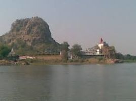 Pench Dam And Reservoir