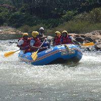 Bhadra River Rafting