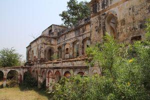 Chhachhrauli Fort