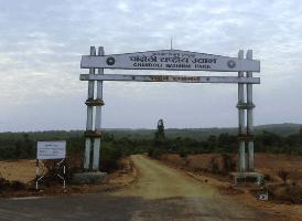 Chandoli Natinal Park