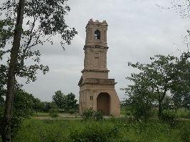 Cantonment Church Tower