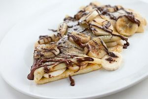 Craving Crepes On The Streets Of Paris, France