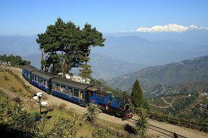 Darjeeling Train Journey
