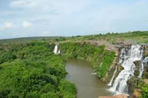 Ethipothala Waterfall