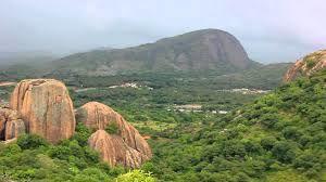 Ramadevarabetta Hills