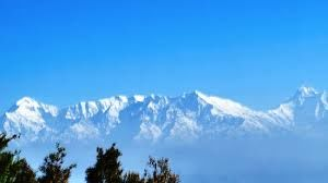 View Of Nanda Devi