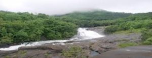 Adyanpara Waterfalls