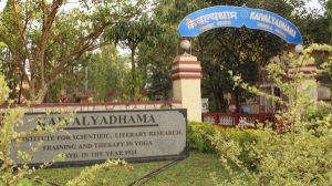 Kaivalyadhama Health And Yoga Research Center