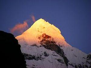 Nilkantha Mountain