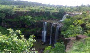Kukdi Khapa Waterfall