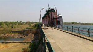 Garga Dam