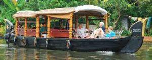 Shikara Rides In Alappuzha