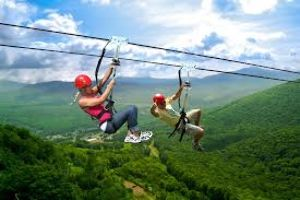 Zipline At Dhanaulti