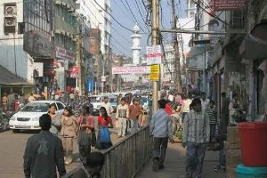 Fancy Bazar In Guwahati