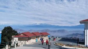 Chandragiri Hill